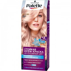 Краска PALETTE -10-49- Розовый блонд - marislav.ru - Екатеринбург