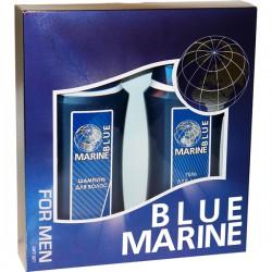 Наб.BLUE MARINE For Men *Шампунь+Пена д/бритья* - Бытовая химия, хозтовары оптом от компании Марислав, Екатеринбург