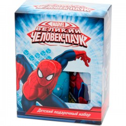Наб.SPIDER MAN Великий человек-паук - Бытовая химия, хозтовары оптом от компании Марислав, Екатеринбург