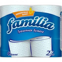 Т/бум.FAMILIA/4шт./2-х сл./ Экономичный выбор - marislav.ru - Екатеринбург